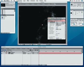 Animate a 'falling-to-earth' zoom effect - Tutorials - Page