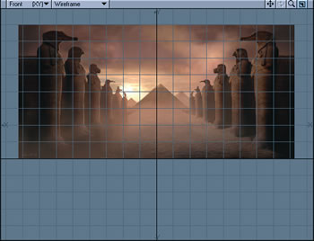 Compositing 3D with a matte painting - Tutorials - Digital Arts