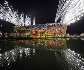 Studio Output designs the world's biggest musical at Beijing's Olympic stadium