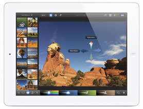 Apple announces new iPad with 2,048x1,536 Retina display, though it's not called iPad 3