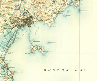 Massive free collection of vintage US maps put online by USGS