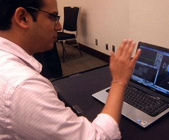 Microsoft project aims to turn any laptop into a Kinect