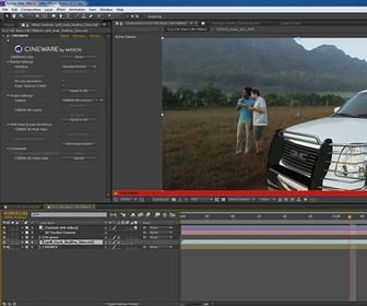 Adobe After Effects CS7 to include a live 3D pipeline with Cinema 4D Lite