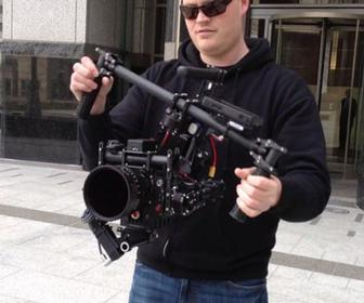 NAB 2013: MoVI is a new camera stabilizer that works like witchcraft