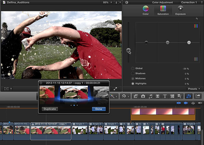 Final cut pro, avid media composer, and premiere training: video.
