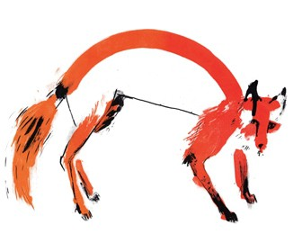Lions, tigers & bears - oh my! What's hot in animal illustration