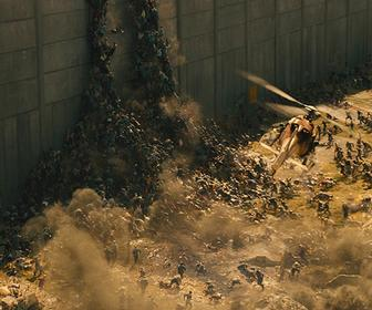 MPC discusses creating World War Z's zombie hordes