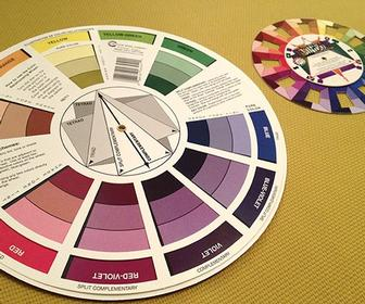 How to choose colours for a design project