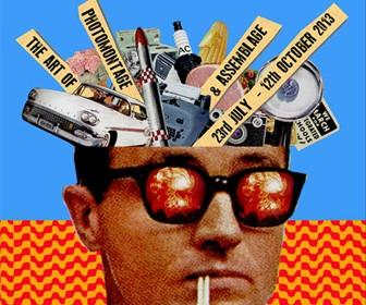 It's A Cut Up exhibition showcases collage artworks