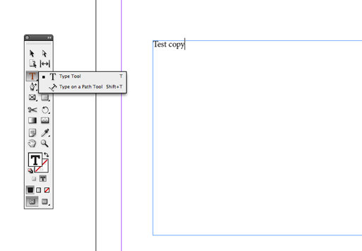 Indesign text box background colour