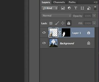 How to lock and unlock layers in Photoshop