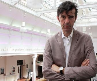 Interview: Stefan Sagmeister tells us the key to happiness & looks back on naked postcard