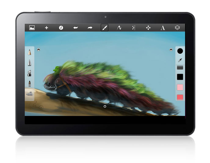 The 5 best Android apps for artists - Features