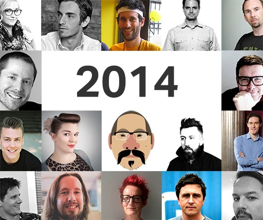 2014 creative trends: how leading creatives will be developing their work in the year ahead