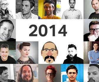 2014's creative trends: leading talents tell you what you need to know for the year ahead
