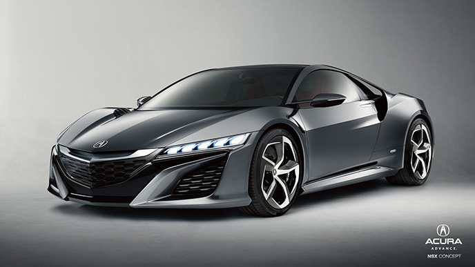 Honda makes concept car models available for 3D printing  News