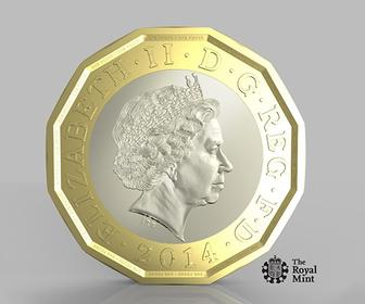 New £1 coin: your design could be on the tails side