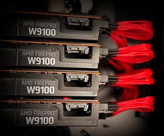 AMD's FirePro W9100 is its most powerful graphics card so far