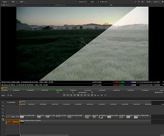 The Foundry's Nuke Studio is a one-stop-shop for VFX and editing