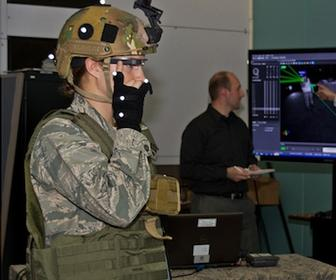US Air Force's BATMAN takes Google Glass for a test flight