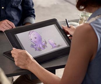 Get a chance to create using a Wacom Cintiq Companion for a month – and maybe even forever!