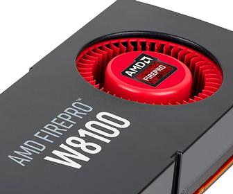 AMD FirePro W8100 graphics card takes on Nvidia's Quadro K5000