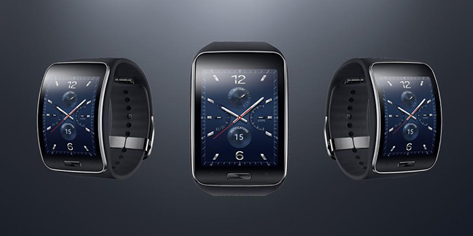 Samsung's Gear S smartwatch hands-on: it's just too big - Features