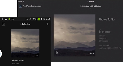 Adobe Lightroom mobile finally available on Android phones