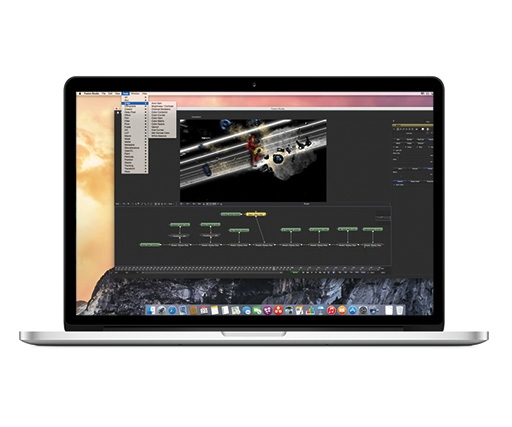 Fusion for Mac: get a sneak peek at the Hollywood-grade VFX tool on the Mac