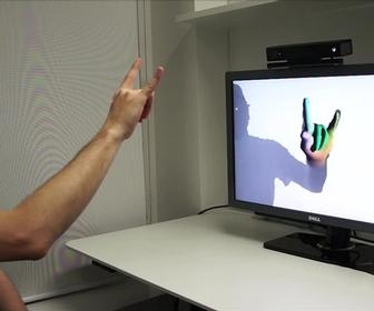 Microsoft's Handpose uses the Kinect to let you control VR with your fingers