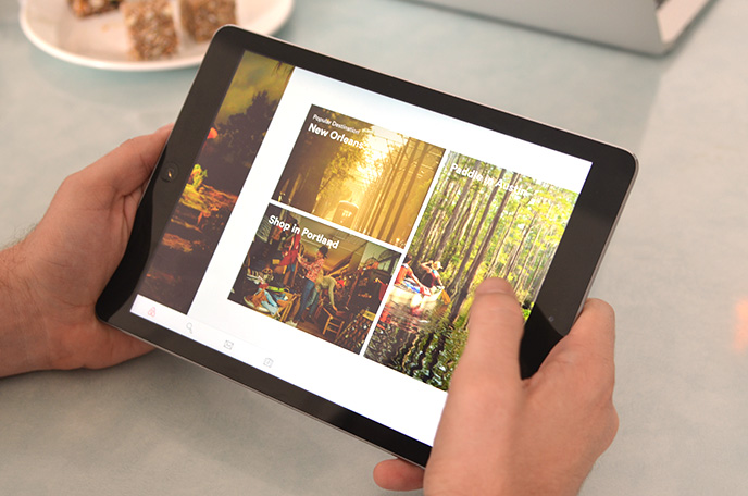 Inside Airbnb's New, Beautiful Magazine-style IPad And Android Tablet App