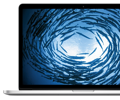 Apple upgrades 15-inch MacBook Pro with Force Touch trackpad