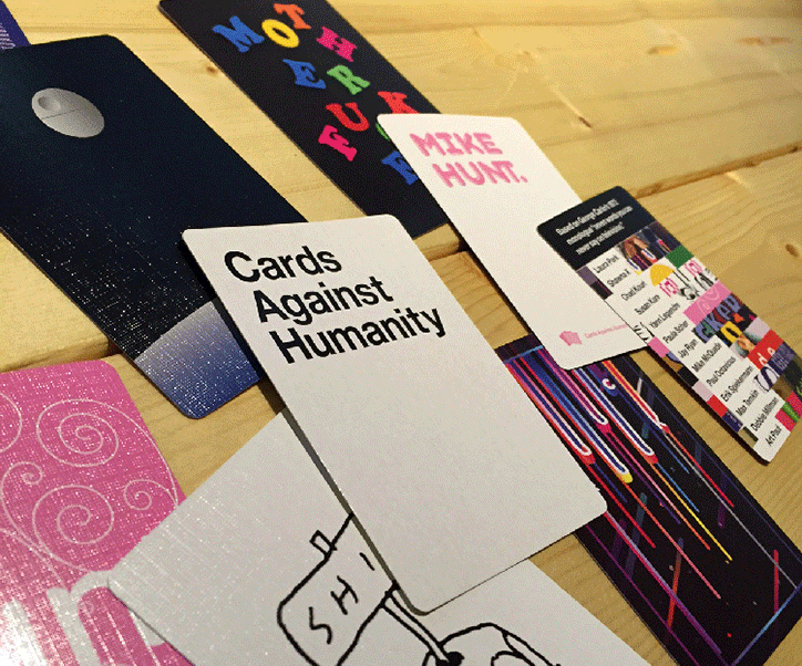 Cards Against Humanity: Design Pack brings more colourful language to game