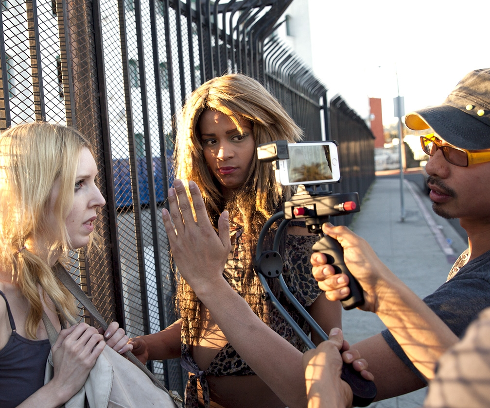 How to make a Sundance-worthy movie with an iPhone: An interview with Tangerine director Sean Baker