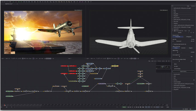 Free Vfx Software Download Blackmagic S Fusion 8 Beta For Mac And Windows News Digital Arts