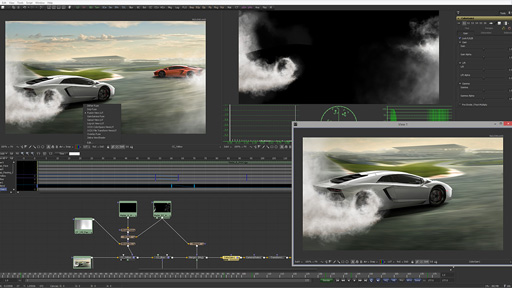 Free VFX software: Download Blackmagic's Fusion 8 beta for Mac and