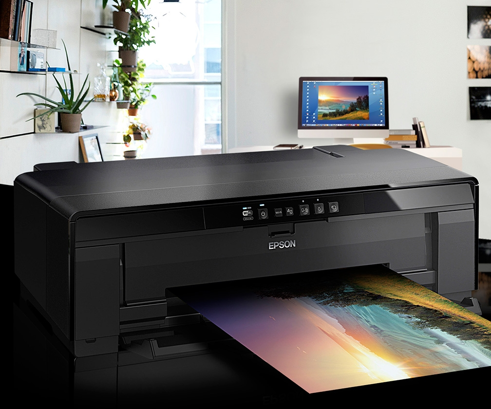 Epson's new A3+ photo printer targets pro artists, designers and illustrators