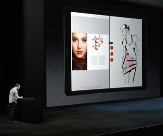 Adobe's 'offensive' Photoshop Fix demo at the iPad Pro launch was inappropriate, not sexist
