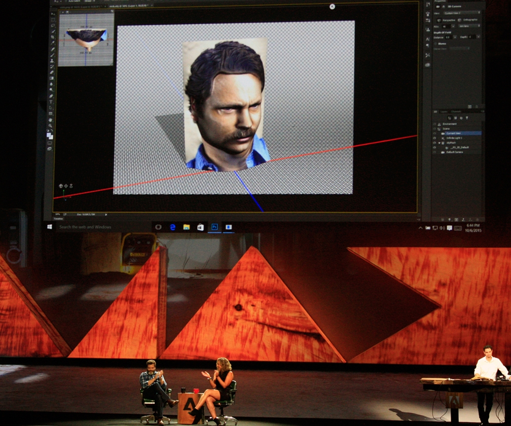 Adobe gives a sneak peek at future apps & amazing new features for Photoshop