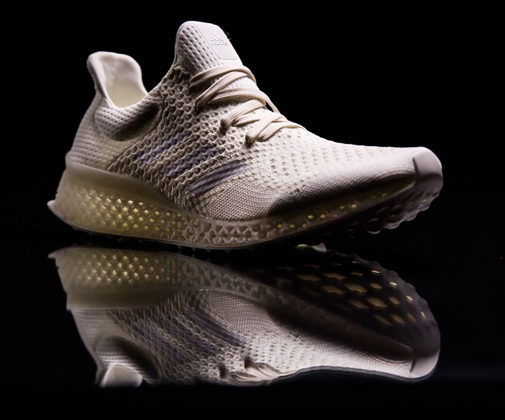 Adidas to 3D-print custom insoles for ultra-comfortable trainers