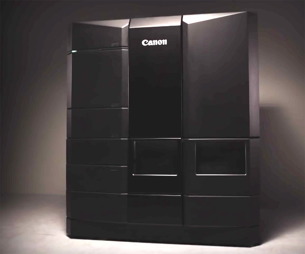 Canon unveils its first 3D printer