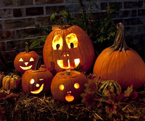 How to take amazing carved-pumpkin photos