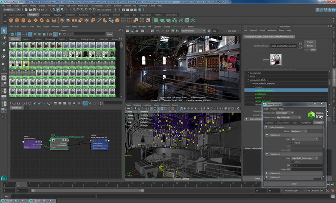 Nvidia Iray for Maya & 3ds Max: these new rendering plugins