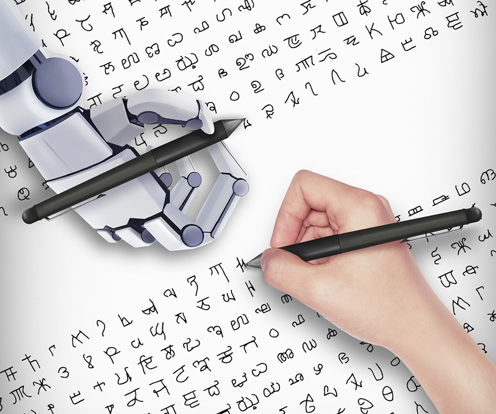 How calligraphy is helping computers to learn for themselves