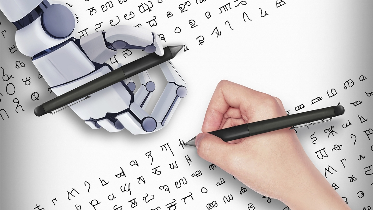 How calligraphy is helping computers to learn for themselves - News