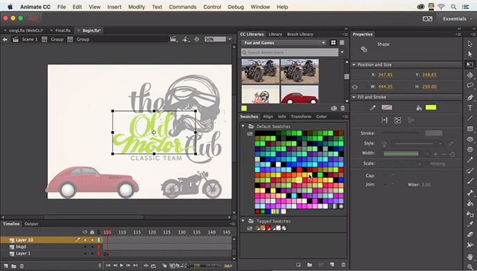 how to get adobe animate free