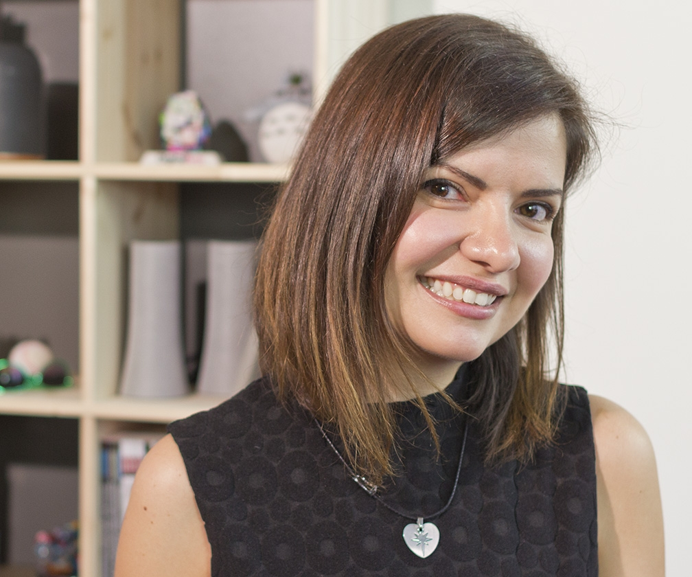 Nadine Chahine on the how best to use typography on the web, on your phone and on your wrist