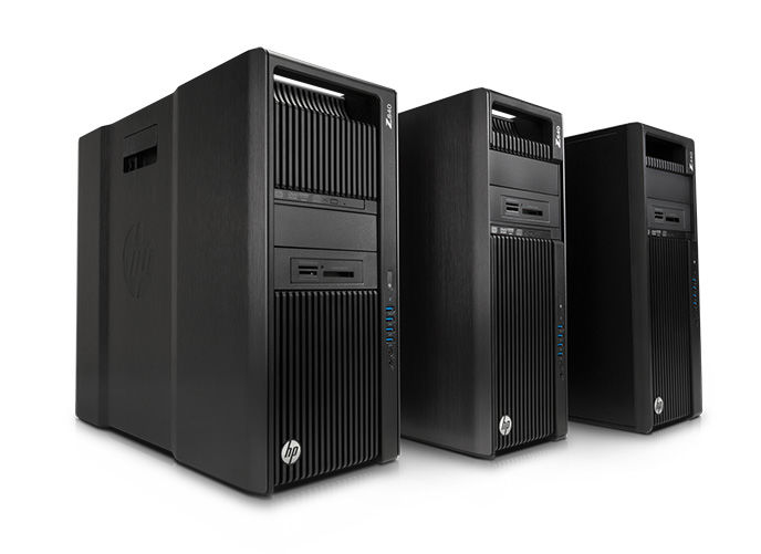 Dell and HP release upgraded workstations based on Xeon E5
