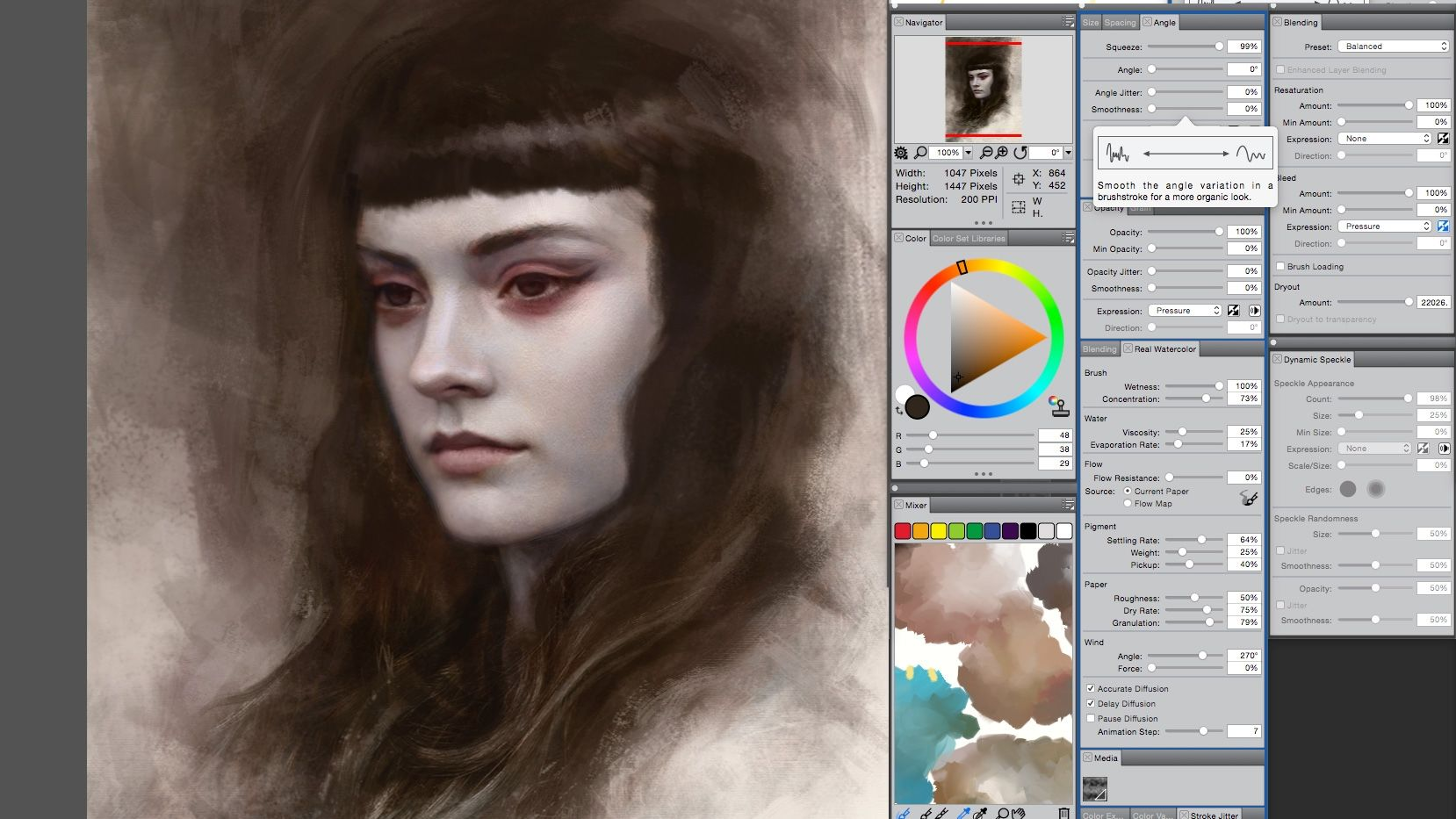 Get 55 off corel painter 2016 today only news digital Digital art painting software