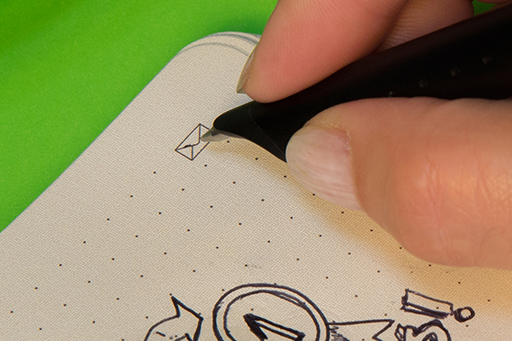 Instantly Digitise Your Drawings With Moleskine S New Paper Tablet Features Digital Arts